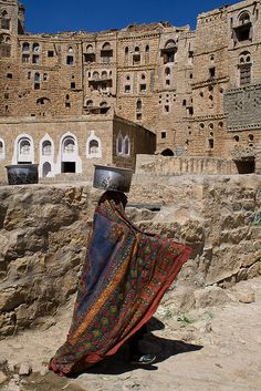 A truly fascinating step back in time  in Yemen