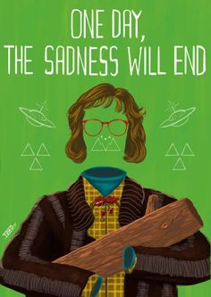 Is that a promise, Log Lady?