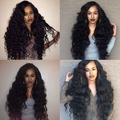 Hair always on point @yhasihair majestic wave use code Aniyah at checkout for off  #teamyhasi