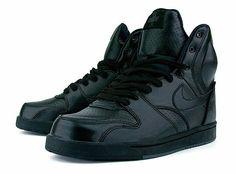 low priced 24737 dcc03 All Black Sneakers, High Top Sneakers, Sneakers Nike, Nike Lebron, Air  Jordans