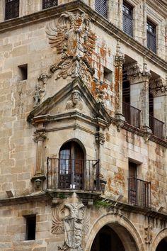 Palacio de los Duques de San Carlo.Mérida