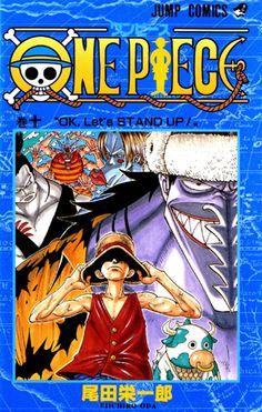 One Piece Manga Volume 10