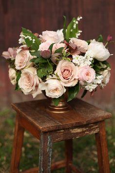 centerpiece by Floral Verde LLC in Cincinnati, Ohio
