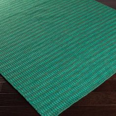 Found it at Wayfair - Ravena Green & Teal Area Rug