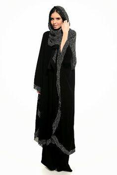 Colored Abaya Collection 2014/2015 | Arzu Ergen Black Abaya Designs | Designer, Casual Abaya & Hijab