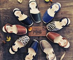 Tweetstakes: Win A Pretty Pair of PONS Avarcas Sandals!