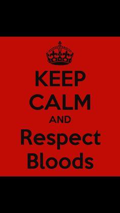 Gang Blood Symbols
