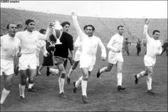Real Madrid History, Dolores Park, Champs