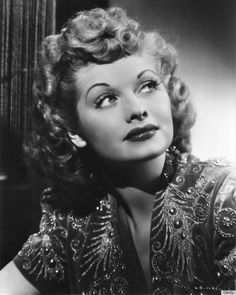 Lucile Ball- back in the day