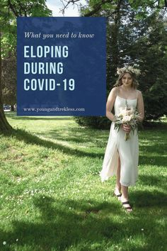 Deciding to Elope is a big decision for brides, but one more and more are choosing to make given the circumstances of COVID-19. Your elopement announcement will likely come as less of a shock tp family and friends, who will likely understand the choice to choose a marriage over a wedding at this stage. This post will give you elopement ideas that will help you to plan an elopement with all the necessary legal aspects, as well as how to source the perfect elopement dress.