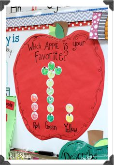 Apple-Palooza {FREEBIES Galore} Apple Activities for your Classroom! Apple week activities including a directed drawing for Johnny Appleseed