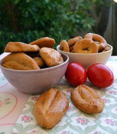 Greek Easter, Greek Desserts, Cauliflower Soup, Pretzel Bites, Muffin, Bread, Vegetables, Breakfast, Cake