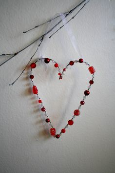 Heart decoration for your home, home decor, Christmas decoration, gift