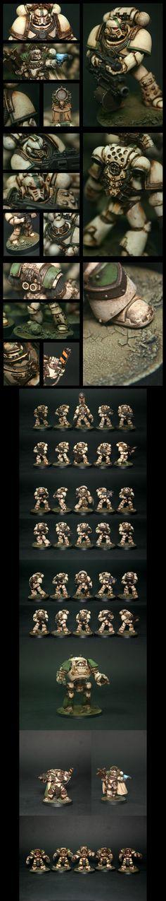 Death Guard Legiones Astartes