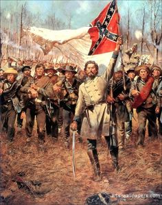 The war began when the Confederates bombarded Union soldiers at Fort Sumter, South Carolina on April 12, 1861. The war ended in Spring, 1865. Robert E. Lee surrendered the last major Confederate army to Ulysses S. Grant at Appomattox Courthouse on April 9, 1865. The last battle was fought at Palmito Ranch, Texas, on May 13, 1865.