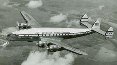 [c/n 2061] [may46-1965] [L049] Lockheed Constellation [N88861] [PANAM] [may46] [jun53] [Clipper Winged Arrow] [Clipper Atlantic]