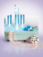 Flexi II Corner Unit -  http://www.sensoryplus.co.uk/products/sensory-on-the-move/flexi-corner-units/flexi-ii-corner-unit/SE091 Flexi II is an Interactive Corner Unit encouraging choice and independence through the remote controlled bubble tube where the colour of the tube can be selected at the touch of a button. 23 Rookwood Way, Haverhill, Suffolk, CB9 8PB.