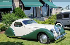 1938 Talbot-Lago T23 Teardrop