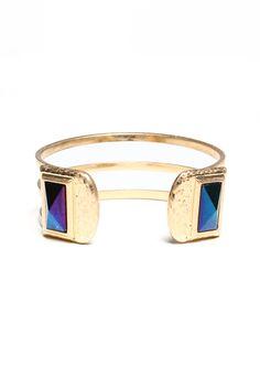 Fine Jewelry Brave Sterling Silver Disco Plain & 18ct Ball Style Bracelet Brand New Design Modern