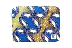 Della laptop case- made by Ghanaian women to support a foundation for independence