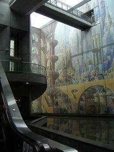 Metro de Lille (France)