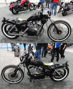 BMS Choppers V Star 250 Bobber