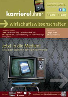 karriereführer wirtschaftswissenschaften 2.2012