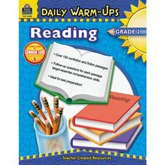Daily Warm-Ups: Reading Book - Grade 2