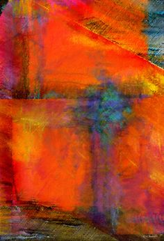 ORANGE - Abstract painting, abstract art, digital painting, art, wall decor, home decor, office decor by WiMDesigns on Etsy https://www.etsy.com/listing/91481254/orange-abstract-painting-abstract-art
