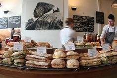 cool sandwich shops - Google Search