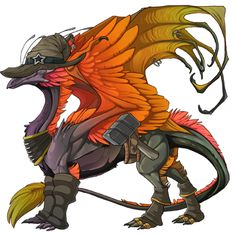 """Magnus"" Primary: Coal Iridescent Secondary: Fire Shimmer Tertiary: Platinum Basic"