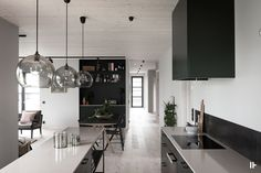 Villa Astrid Scandi Home, Scandinavian Home, Bungalow House Design, Compact Living, Building A New Home, Cottage Interiors, Dream Rooms, Home Decor Styles, My Dream Home