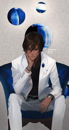 Fate Zero, Boy Illustration, Character Illustration, Cute Characters, Anime Characters, Character Art, Character Design, Fate/stay Night, Attack On Titan Season