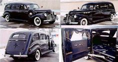 1940 Pontiac Superior Hearse ~