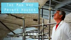 The Man Who Prints Houses Trailer. For More information go to: www.themanwhoprintshouses.com
