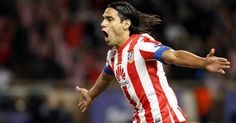 Radamel Falcao, Atlético Madrid FC #Falcao #AtleticoMadrid #atleti