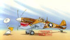 Toute parlant couramment le français peuvent se traduire l'humour dans cette caricature de l'aviation se il vous plaît? | IL-2: FB, AEP, PF | SimHQ forums