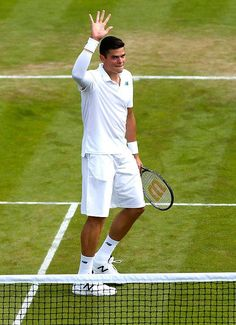 SF!!!! Wimbledon 2014