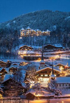 Gstaad, Switzerland: