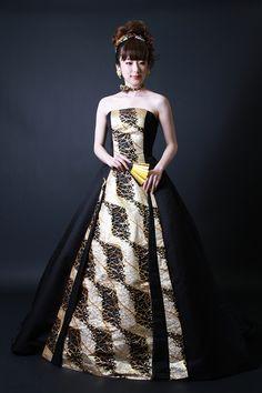Kasumi Nishiki Kimono dress, that is so pretty