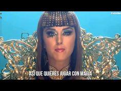 Katy Perry ft Juicy J Dark Horse Traducida al Español Video Oficial - YouTube
