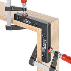 Right Angle Clamp Jig Pinnacle clamping squares