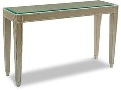 Kravet Wrapped Console Table B5121