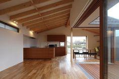 旦島の家 | 株式会社SYNCの建築事例 | SuMiKa