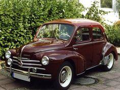 Renault 4cv - 1947-1961