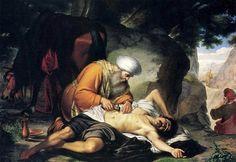 Giacomo Conti, 1813–1888: Buen samaritano.