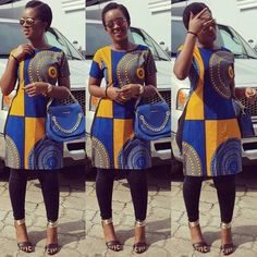 Ankara Styles For The Office This Week - NALOADED