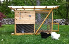tiny coop to build for my babies next year