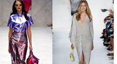 Tendinţe 2013: strălucire de metal- galerie. Fashion trends. Moda
