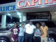 New customers at Capital Buick GMC!